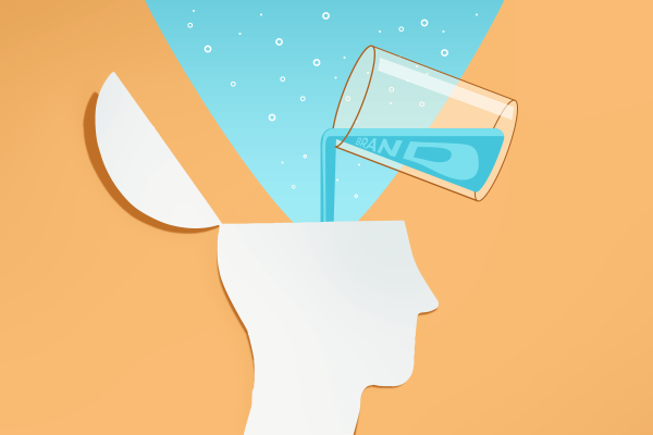 Brand in the consumer's mind — how to position a brand for the benefit of its image